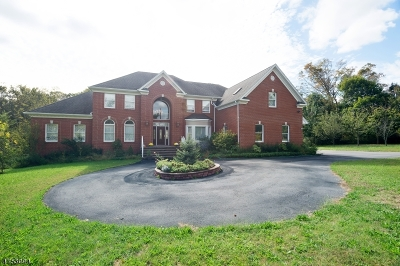Raritan Twp. Single Family Home For Sale: 178 Voorhees Corner Rd