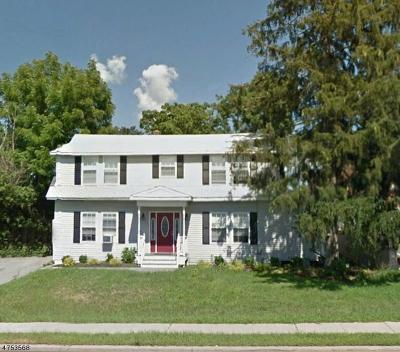 Hamburg Boro Single Family Home For Sale: 8 Route 23 North