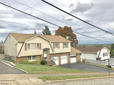 Haledon Boro Single Family Home For Sale: 18 Cypress Ave