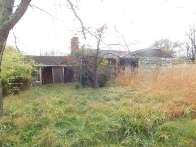 Raritan Twp. Single Family Home For Sale: 149 Sergeantsville Rd