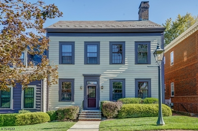 New Providence Condo/Townhouse For Sale: 43 Murray Hill Sq