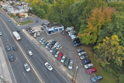 Hillside Twp. Commercial For Sale: 658-666 Route 22 #658