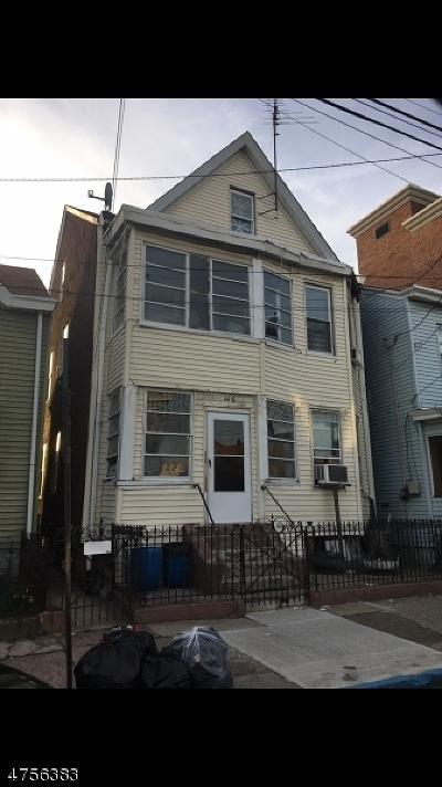 Paterson City Multi Family Home For Sale: 146 Martin St