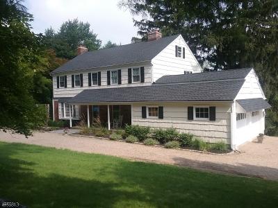 Mendham Boro Single Family Home For Sale: 4 Colville Dr