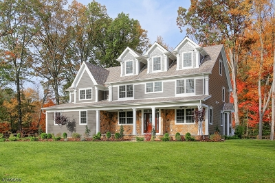 Scotch Plains Twp. Single Family Home For Sale: 1741 Cooper Rd