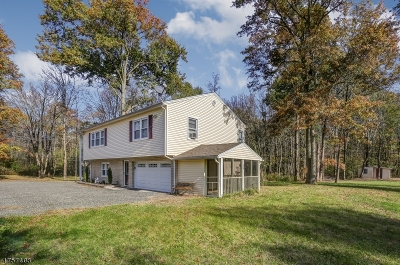 Warren Twp. Single Family Home For Sale: 188 Stirling Rd