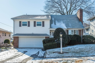 Clifton City Single Family Home Active Under Contract: 9 Lynn Dr