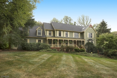 Randolph Twp. Single Family Home For Sale: 9 Shaker Mill Rd