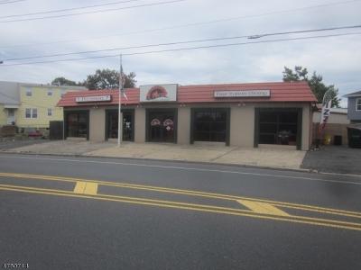 Linden City Commercial For Sale: 628 N Stiles St #628