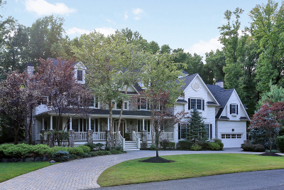 Scotch Plains Twp. Single Family Home For Sale: 1231 Cooper Rd