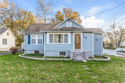 Bridgewater Twp. Single Family Home For Sale: 105 Woodlawn Ave