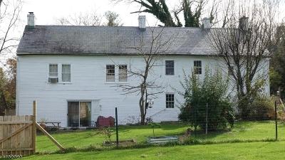 Kingwood Twp. Single Family Home For Sale: 363 Byram Kingwood Rd