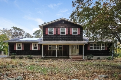 Tewksbury Twp. Single Family Home For Sale: 104 Old Driftway Ln