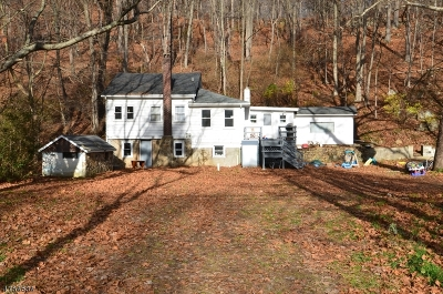 Lebanon Twp. Single Family Home For Sale: 2036-2042 Route 31