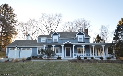 Mendham Boro Single Family Home For Sale: 16 N Linden Ln