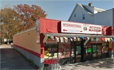 Elizabeth City Commercial For Sale: 151 Elmora Ave