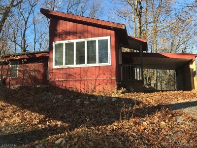 Sparta Twp. Single Family Home For Sale: 2 Hemlock Ter