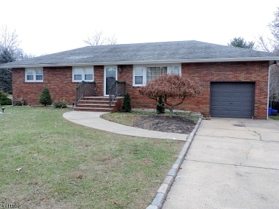 Edison Twp. Single Family Home For Sale: 845 New Dover Rd