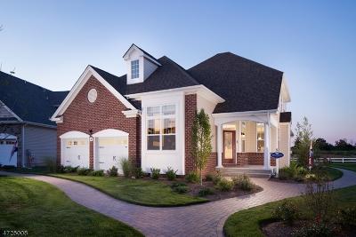 Hillsborough Twp. Single Family Home For Sale: 4 Leidl Cir