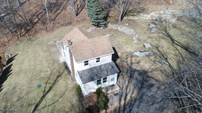 Roxbury Twp. Single Family Home For Sale: 40 Salmon Ln, Ledge