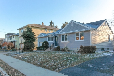 Clifton City Single Family Home For Sale: 227 Rowland Ave