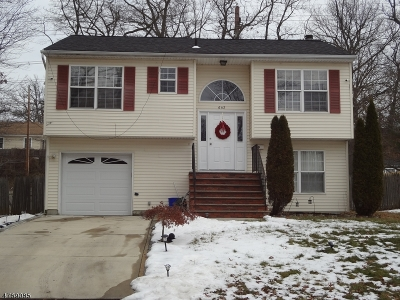 Old Bridge Twp. Single Family Home For Sale: 643 Cook Ave #1