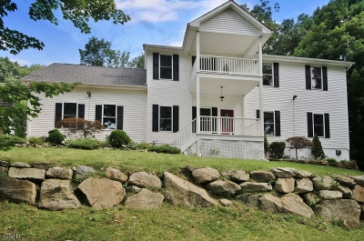 Sparta Twp. Single Family Home For Sale: 23 Lake Shore Dr