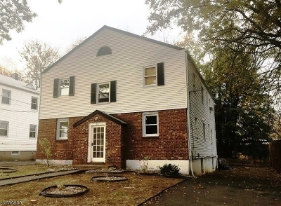 Clifton City Multi Family Home For Sale: 44 E 6th St