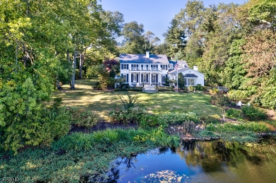 Single Family Home For Sale: 92 Lake Rd