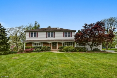 Montgomery Twp. Single Family Home Active Under Contract: 51 Kingswood Dr