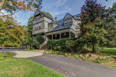 Single Family Home For Sale: 25 Forest Dr