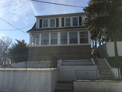 Passaic City Single Family Home For Sale: 19-23 Van Houten Ave
