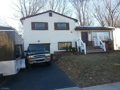 Hillside Twp. Single Family Home For Sale: 117 Eastern Pkwy