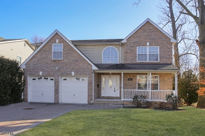 Union Twp. Single Family Home For Sale: 887 Colonial Ave