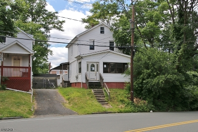 Union Twp. Single Family Home For Sale: 2900 Vauxhall Rd