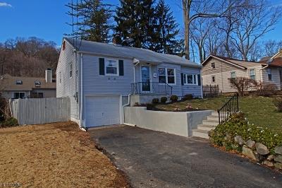 Sparta Twp. Single Family Home For Sale: 22 Oakwood Trl