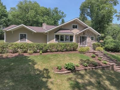 Mountain Lakes Boro Single Family Home For Sale: 029 Ball Rd