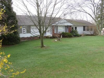 Fredon Twp. Single Family Home For Sale: 451 Ridge Rd