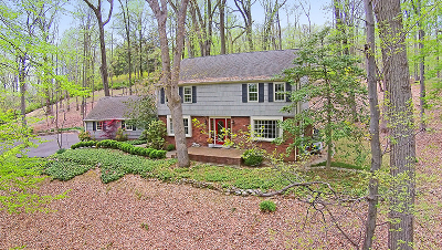 Bernardsville Boro Single Family Home For Sale: 100 Douglass Ave