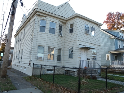 Hawthorne Boro Multi Family Home For Sale: 160(Aka3 McKinley Ave