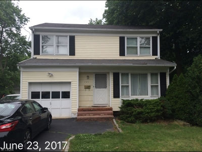 Chatham Boro Single Family Home For Sale: 184 Watchung Ave