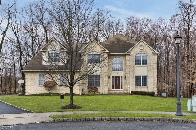 West Caldwell Twp. Single Family Home Sold: 15 Rubino Rd