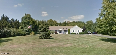 Readington Twp. Single Family Home For Sale: 119 Rockafellow's Mill Rd