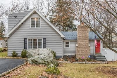 Sparta Twp. Single Family Home For Sale: 18 Seneca Trl