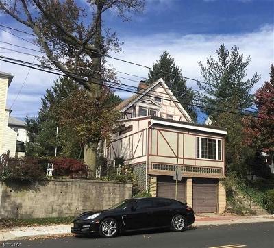 Kearny Town Single Family Home For Sale: 145 Davis Ave