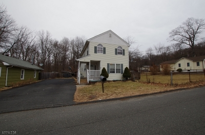 Mount Olive Twp. Single Family Home For Sale: 13 Woodsedge Ave