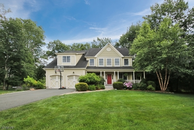Scotch Plains Twp. Single Family Home For Sale: 1656 Cooper Rd