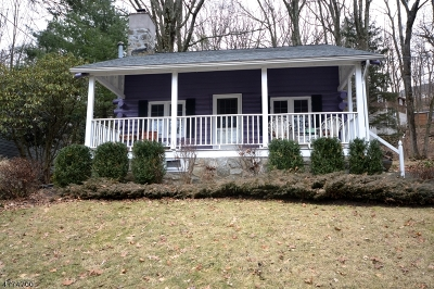 Sparta Twp. Single Family Home For Sale: 329 Springbrook Trl