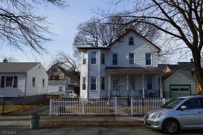 Single Family Home For Sale: 25 Passaic St