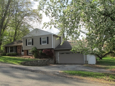 Sparta Twp. Single Family Home For Sale: 6 Indian Trl